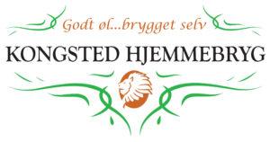 KONGSTED HJEMMEBRYG Logo
